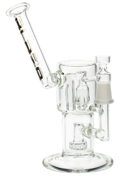 Blaze Glass Bubbler with Showerhead & Keg Diffuser
