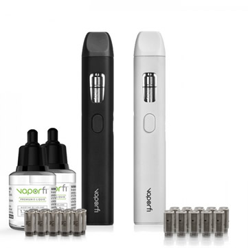 VaporFi Air 2 For Two Mini Vaporizer Bundle