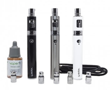 Vape Pen VaporFi Rocket 3 Starter Kit Bundle